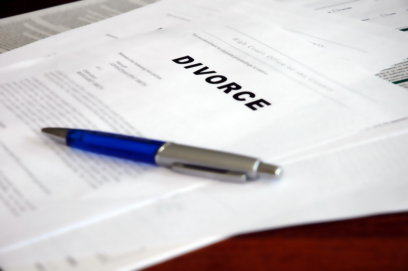 divorce contract